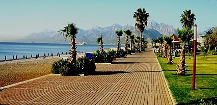Botanik Grand Lukullus Hotel Havuz / Deniz