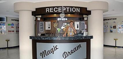 Botanik Magic Dream Hotel Genel Görünüm