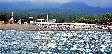 Botanik Magic Dream Hotel Havuz / Deniz