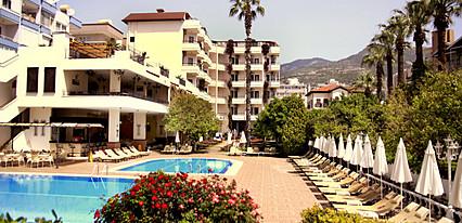 Boulevard Hotel Genel Görünüm