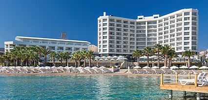 Boyalık Beach Hotel Spa Genel Görünüm
