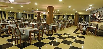 Budan Termal Spa Otel Yeme / İçme