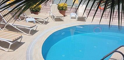 Butik Isabel Hotel Havuz / Deniz