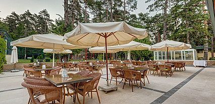 Büyük Abant Oteli Yeme / İçme