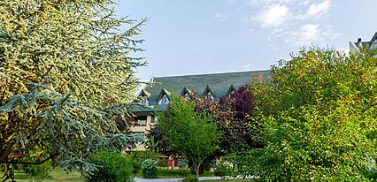 Büyük Abant Oteli Genel Görünüm