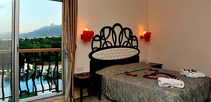 Büyük Anadolu Girne Hotel Oda