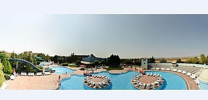 Buyuk Anadolu Thermal Hotel Havuz / Deniz