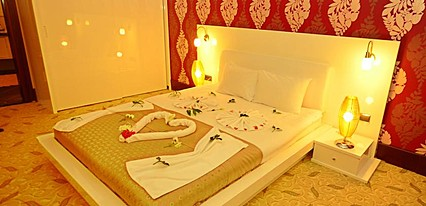 Buyuk Anadolu Thermal Hotel Oda