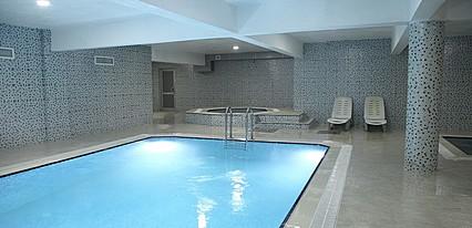 Cakmak Marble Hotel Havuz / Deniz
