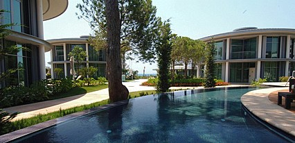 Calista Luxury Resort Otel Oda