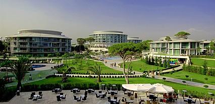 Calista Luxury Resort Otel Genel Görünüm