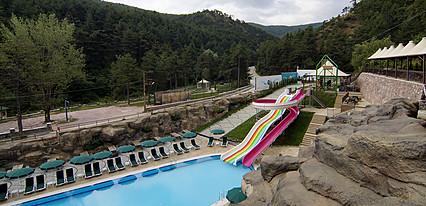 Çam Thermal Resort & Spa Havuz / Deniz