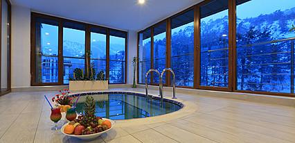 Çam Thermal Resort & Spa Genel Görünüm