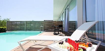 Cape Bodrum Beach Resort Oda