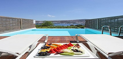 Cape Bodrum Beach Resort Oda