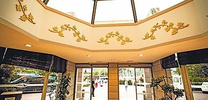 Carelta Beach Hotel Genel Görünüm