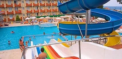 Carelta Beach Hotel Havuz / Deniz