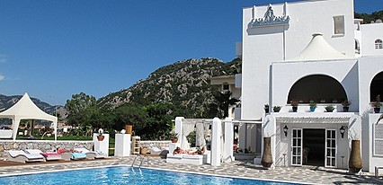 Casa Blanca Beach Hotel Havuz / Deniz
