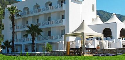 Casa Blanca Beach Hotel Genel Görünüm
