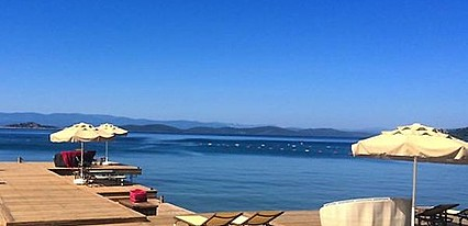Casa Dell Arte Residence Havuz / Deniz