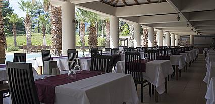 Castle Resort & Spa Hotel Sarıgerme Yeme / İçme