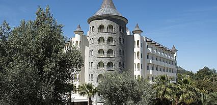 Castle Resort & Spa Hotel Sarıgerme Genel Görünüm