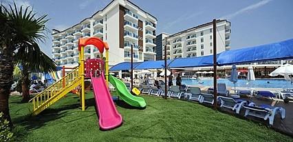 Cenger Beach Resort Spa Genel Görünüm
