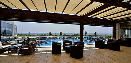 Cenger Beach Resort Spa Yeme / İçme