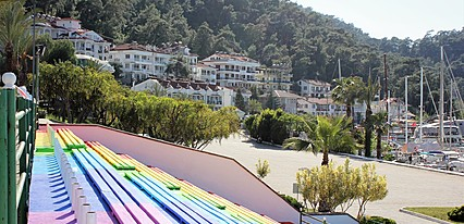 Cennet Life Otel Genel Görünüm