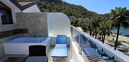 Cennet Life Otel Oda