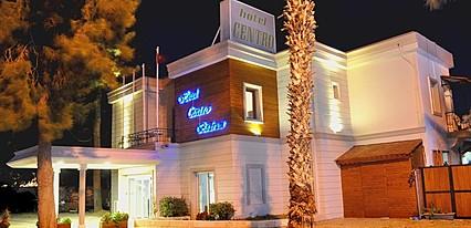 Centro Bodrum Hotel Genel Görünüm