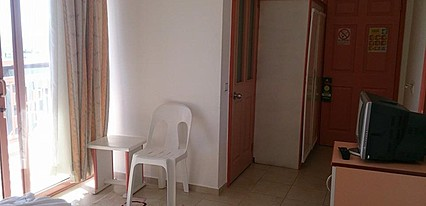 Ceren Hotel Oda