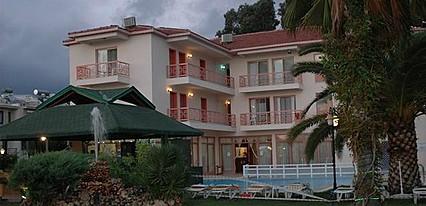 Ceren Hotel Genel Görünüm