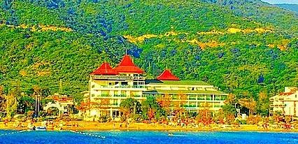 Çetin Prestige Resort Genel Görünüm