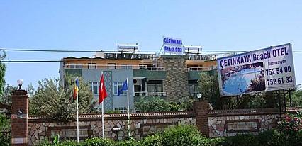 Cetinkaya Beach Hotel Genel Görünüm