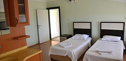 Cetinkaya Beach Hotel Oda