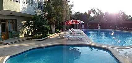 Cetinkaya Beach Hotel Havuz / Deniz