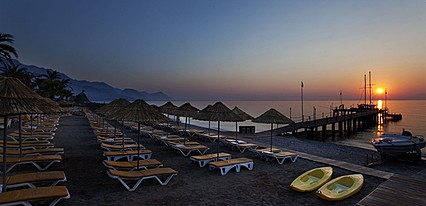 Champion Holiday Village Havuz / Deniz