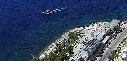 Chronos Beach Hotel Akyarlar Genel Görünüm