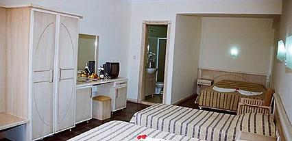 Chronos Beach Hotel Akyarlar Oda