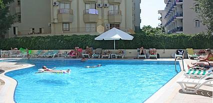 Cihanturk Hotel Havuz / Deniz