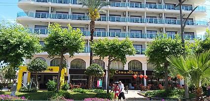 Cihanturk Hotel Genel Görünüm