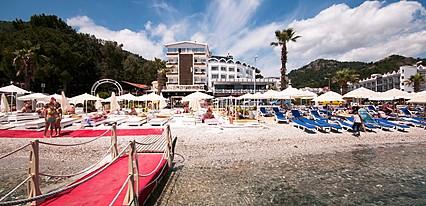 Class Beach Hotel Havuz / Deniz