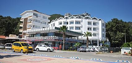 Class Beach Hotel Genel Görünüm