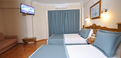 Class Beach Hotel Oda