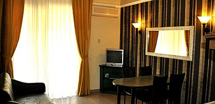 Club Alpina Apartments Oda