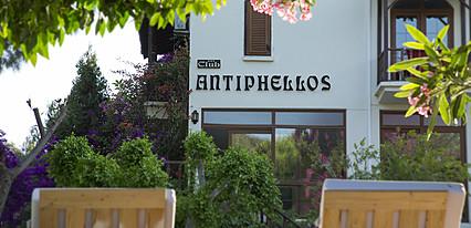 Club Antiphellos Genel Görünüm