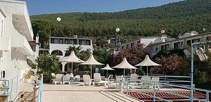 Club Aquarium Hotel Genel Görünüm