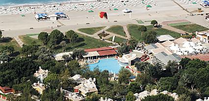 Club Belcekiz Beach Hotel Genel Görünüm