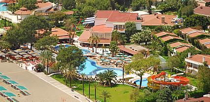 Club Boran Mare Beach Genel Görünüm
